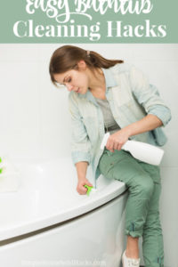 Quick and easy bathtub cleaning hacks