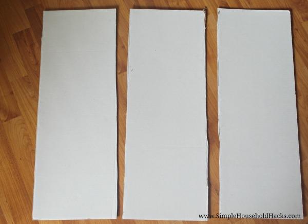 shirt folding board diy