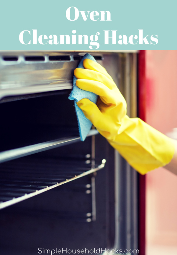 Oven Cleaning Hacks