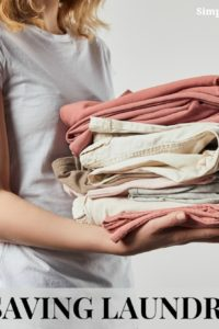 9 time saving laundry tips to help you get your laundry under control.